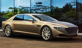 Aston Martin Lagonda Taraf Side
