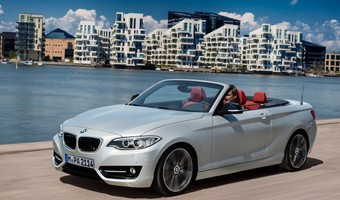 BMW 2 Series Convertible 2015 1280x960 Wallpaper 14