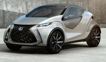 Lexus LF SA Concept Side