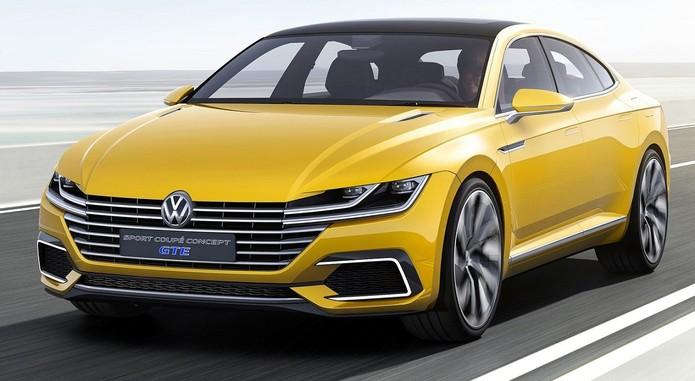 Volkswagen Sport Coupe GTE 1