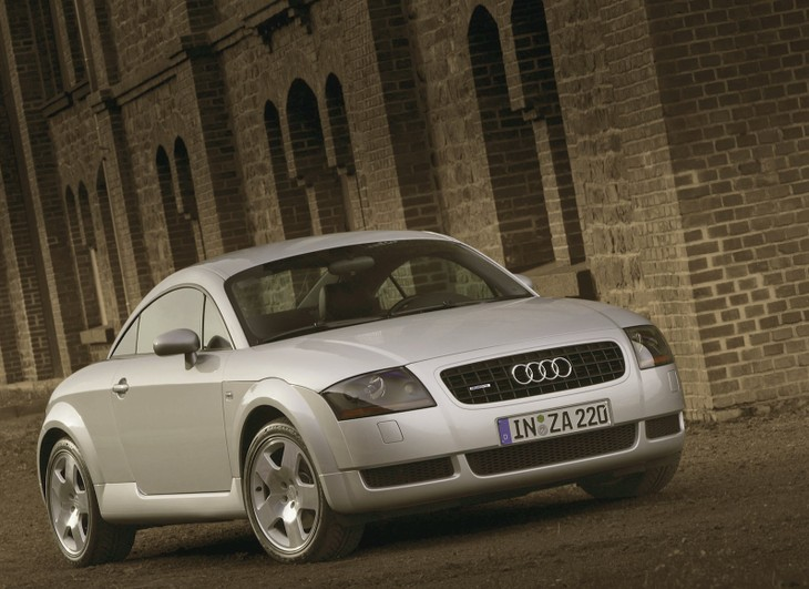 Audi TT Coupe 1999 1600x1200 Wallpaper 01