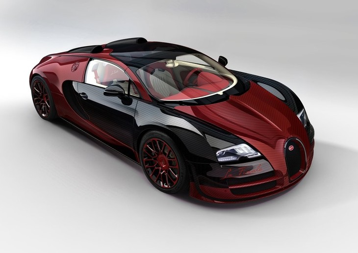 Bugatti Veyron La Finale The Last One Cars Co Za