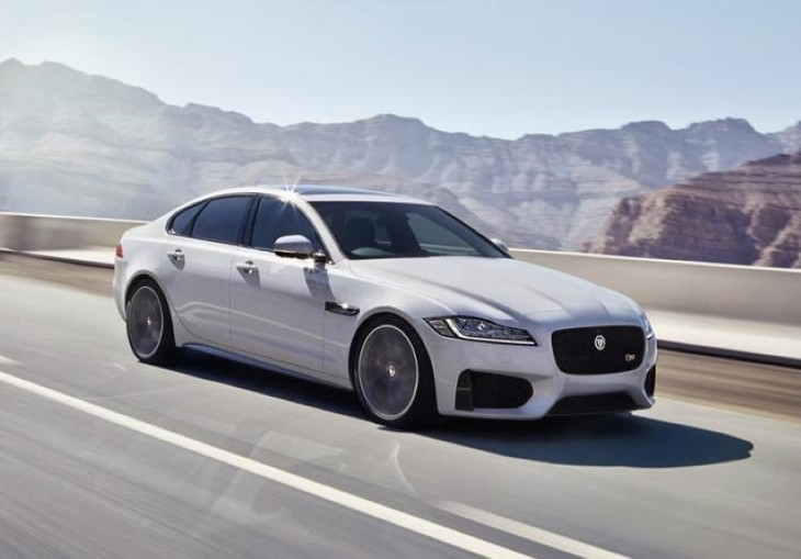 jaguar xf (2016) details revealed with video - cars.co.za