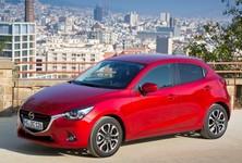Mazda 2 2015 1024x768 Wallpaper 24