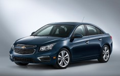 Chevrolet Cruze 2015 1600x1200 Wallpaper 051