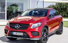 Mercedes Benz GLE Coupe Front And Side 618x462