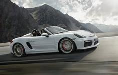 Porsche Boxster Spyder 2016 1024x768 Wallpaper 02