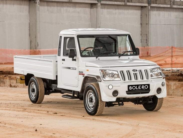 Bolero MaxiTruck Plus