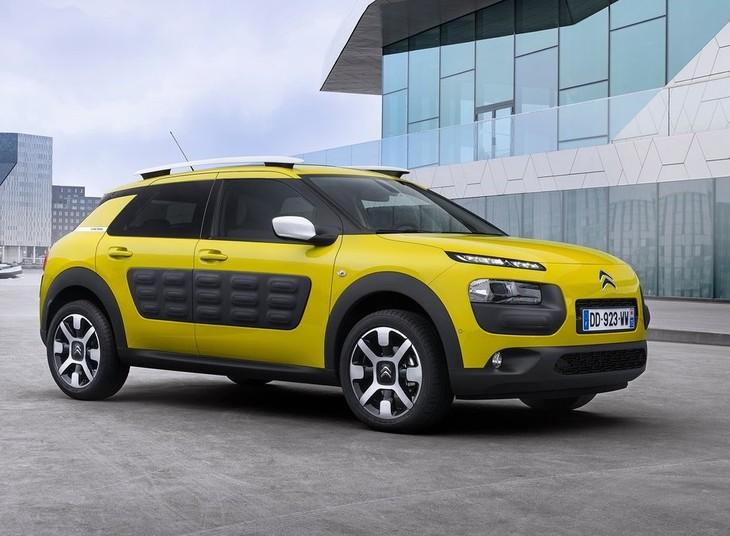 Citroen C4 Cactus Price And Specifications Revealed Cars