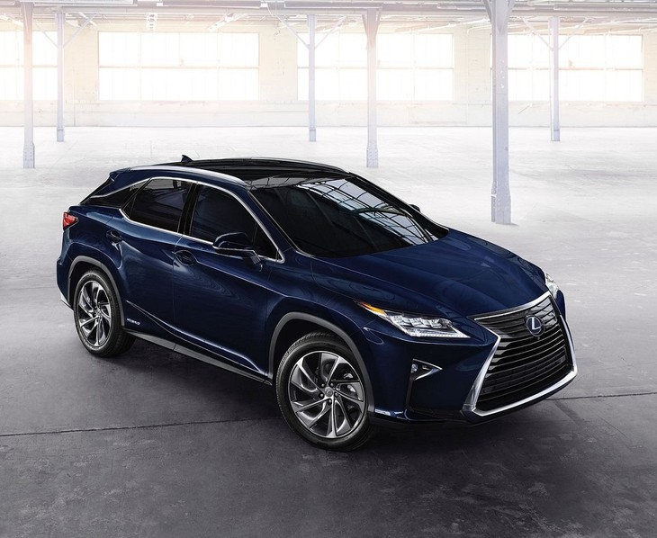 Lexus RX 450h 2016 1600x1200 Wallpaper 02