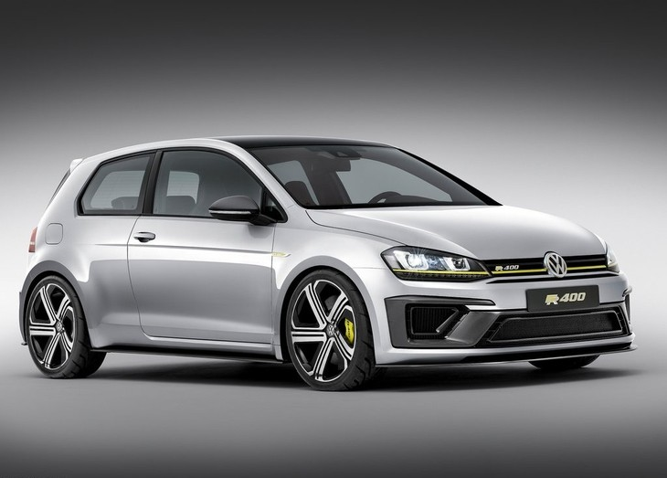 Volkswagen Golf R400 Confirmed For Production Video Cars Co Za