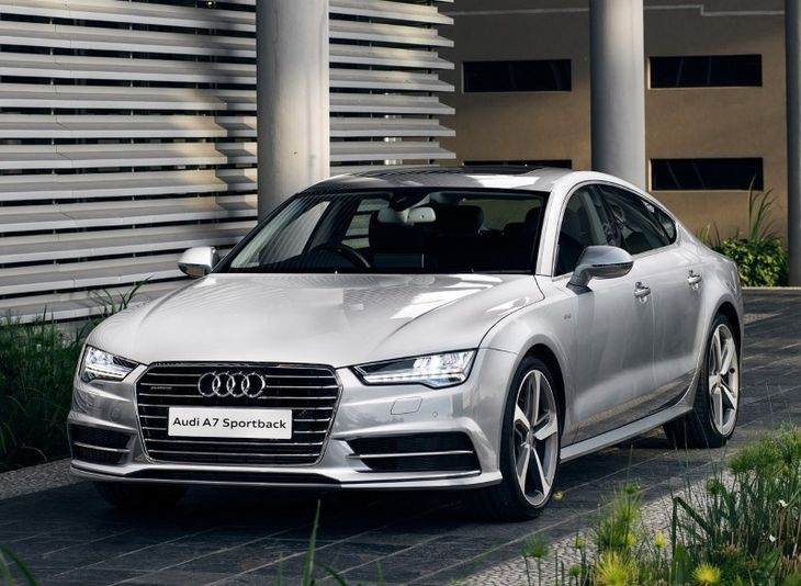 Audi A6 And A7 Sportback Updated For 2015 Cars