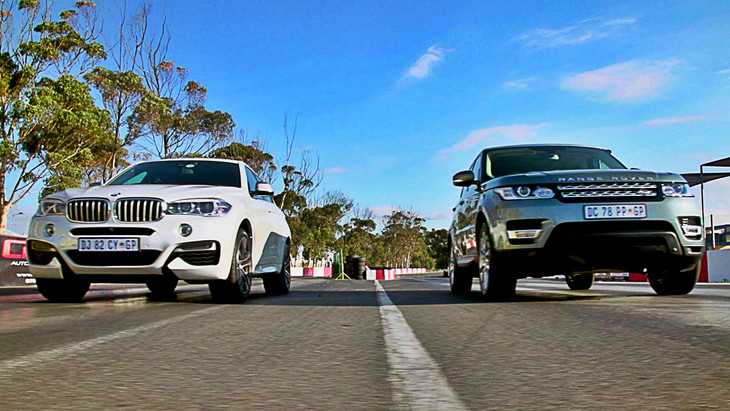 X6 Vs Range Rover Main Edited
