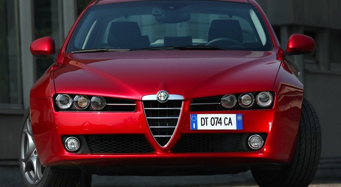 Alfa Romeo 159 1750 TBi 2010 1024x768 Wallpaper 05