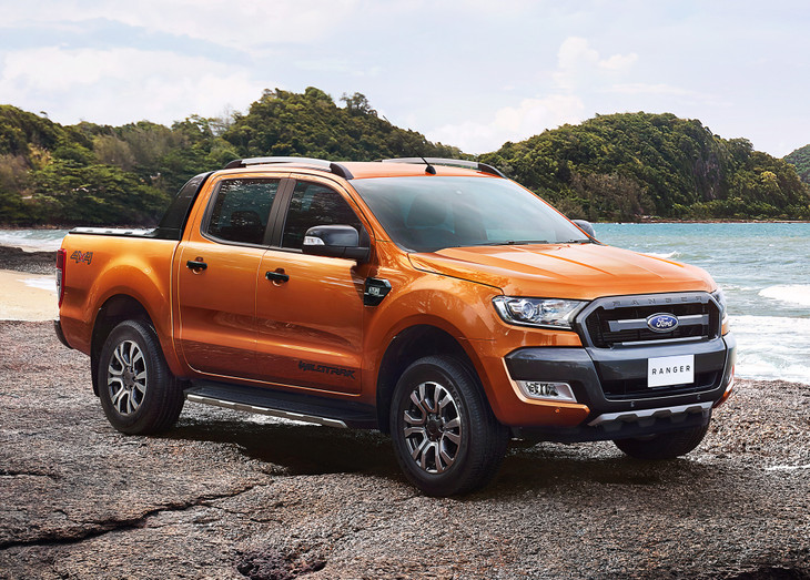 New Ford Ranger Wildtrak Coming To South Africa Cars Co Za