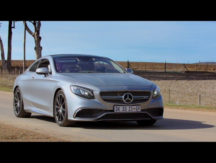 S65 Amg Coupe World S Most Expensive Mercedes Benz Video Cars