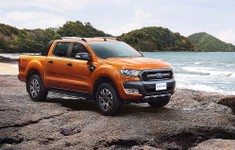 2015 Ford Ranger Wildtrak Ocean