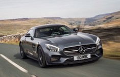 Mercedes Benz AMG GT S UK Version 2016 1600x1200 Wallpaper 1c