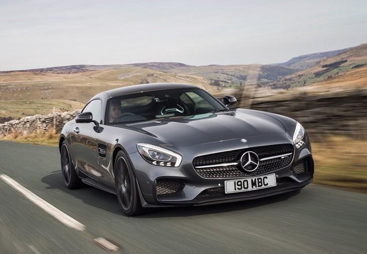 Mercedes-AMG Teases High Performance Model (Video) - Cars.co.za