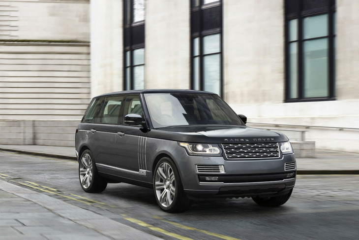 Range Rover SVAutobiography 2