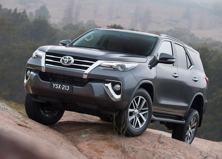2016 Toyota Fortuner Officially Unveiled Cars Co Za