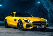 Mercedes Benz AMG GT S UK Version 2016 1600x1200 Wallpaper 04