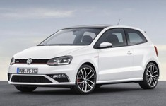 Facelifted Volkswagen Polo GTI Front And Side Angle 618x463 1