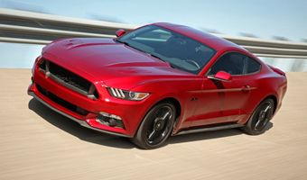 Ford Mustang 2016 1024x768 Wallpaper 04