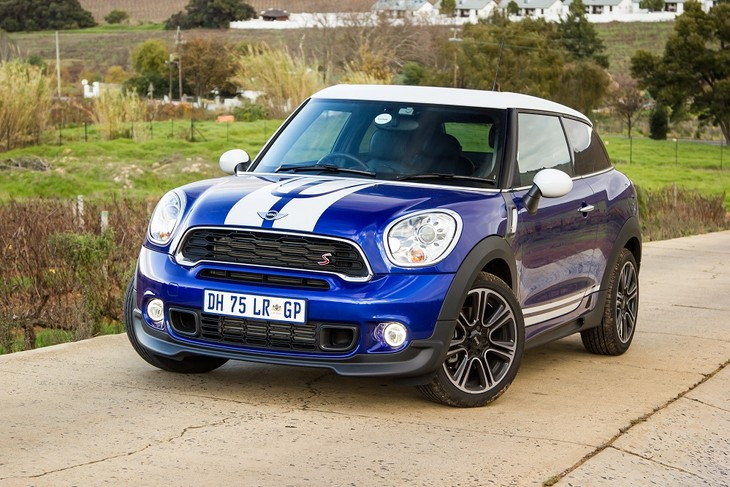 Mini Cooper S Paceman Automatic 2015 Review Carscoza
