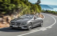 Mercedes Benz S Class Cabriolet 2017 800x600 Wallpaper 04