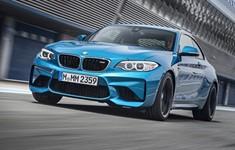 BMW M2 Coupe 2016 1024x768 Wallpaper 06