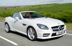 Mercedes Benz SLK250 UK Version 2012 1280x960 Wallpaper 17