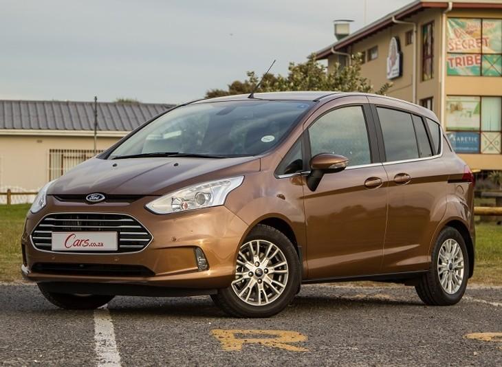 ford b-max 1.0 ecoboost titanium (2015) review - cars.co.za
