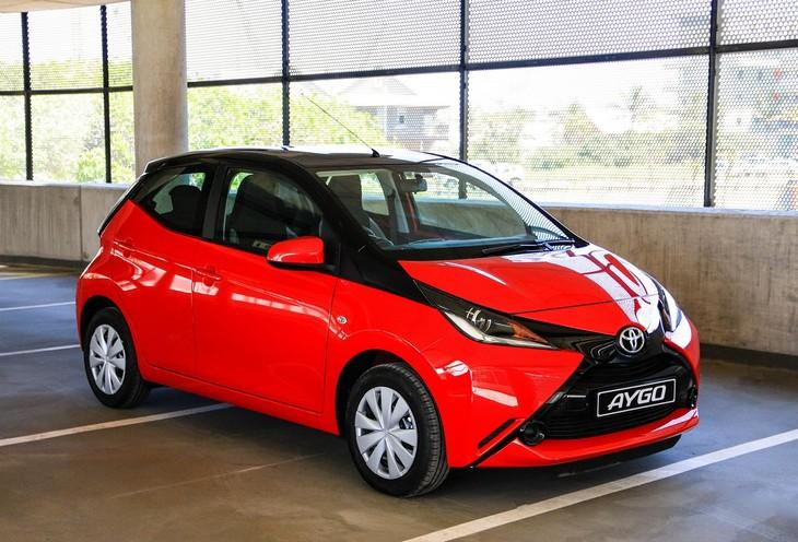 New Toyota Aygo Lrg 114
