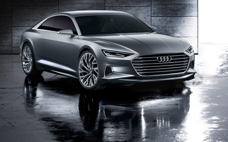 Audi The Next Years Carscoza - Audi sedan models