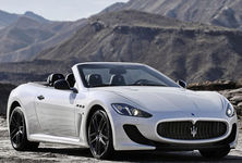 003 2013 Maserati Grancabrio Mc