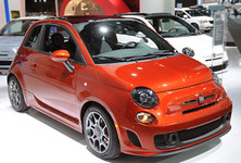 01 Fiat 500 Cattiva Concept Detroit