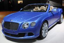 03 2013 Bentley Continental Gt Speed Conv Detroit
