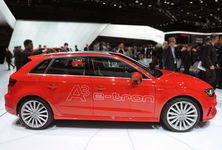 05 Audi A3 E Tron Geneva