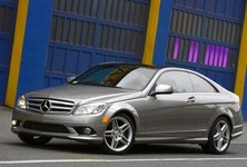 2011 Mercedes Benz C Cass Coupe