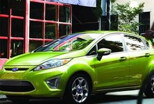 2011 New Ford Fiesta