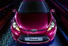 2011 New Ford Fiesta