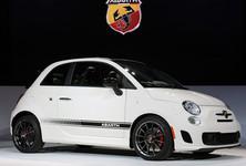 2013 Fiat 500c Abarth La