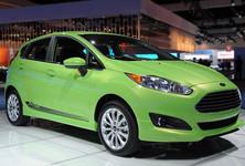 2014 Ford Fiesta La