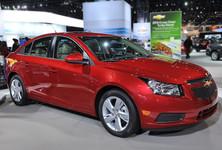 Chevrolet Cruze Diesel Chicago