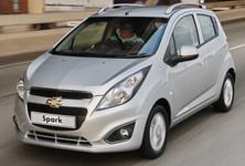 Chevrolet Spark Pronto