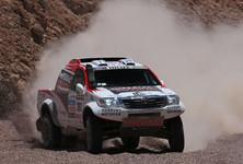 Dakar Day 5