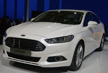 Ford Mondeo Ecoboost 2013