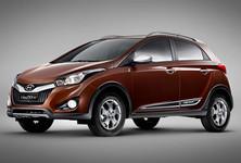 Hyundai Hb20x Debut