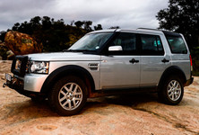 Land Rover 4 Xs